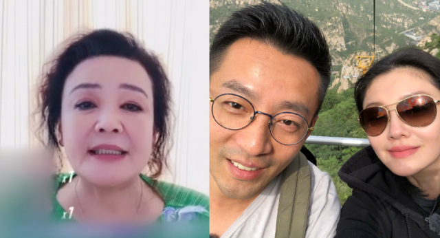 Barbie Hsu's Mother-in-Law Zhang Lan Addresses Jail Sentence and Tears Up on Livestream