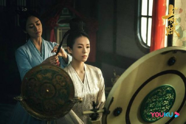 Rebel Princess Author Supports Decision to Have Zhang Ziyi Portray a 15-Year-Old in the Early Episodes