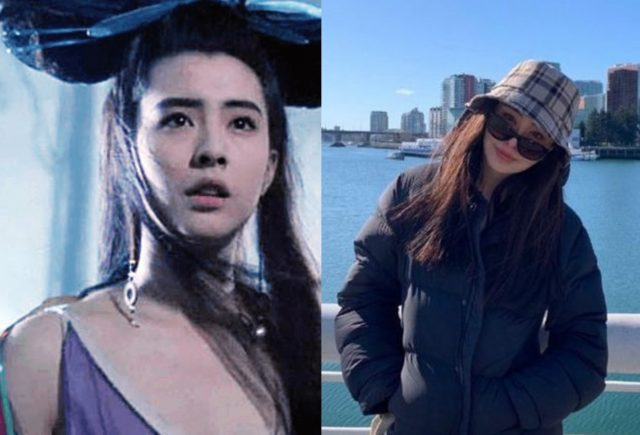 Joey Wong Still Looking Young and Fabulous at 54!