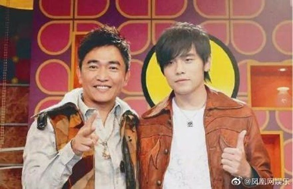 Jacky Wu and Jay Chou