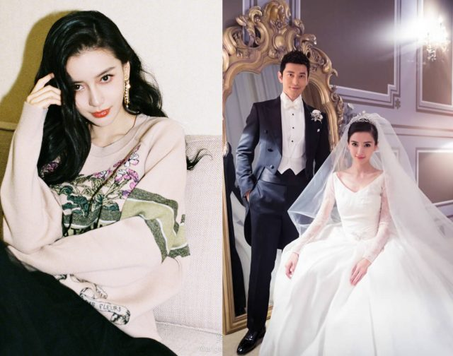 Angelababy's IG Post About Cheating Gets Misunderstood as Netizens Think It's About Huang Xiaoming