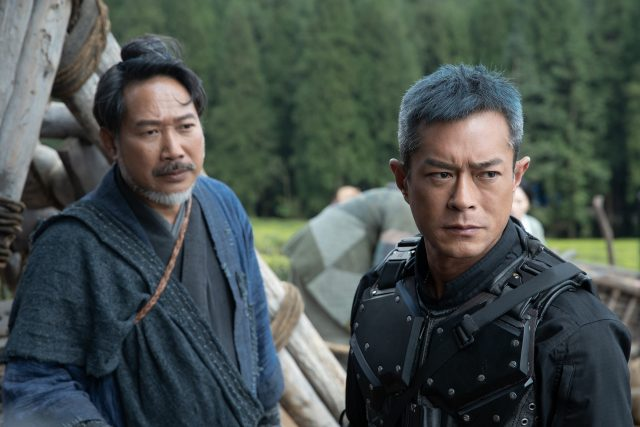 louis koo back to the past movie