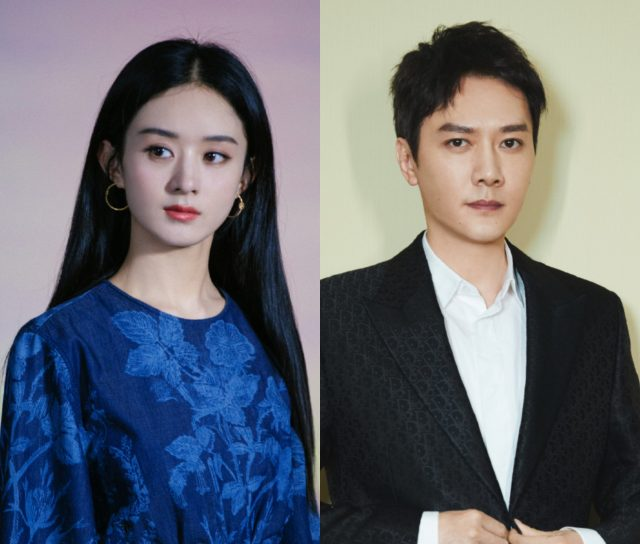 Zhao Liying and Feng Shaofeng File for Divorce After Less than Three Years of Marriage