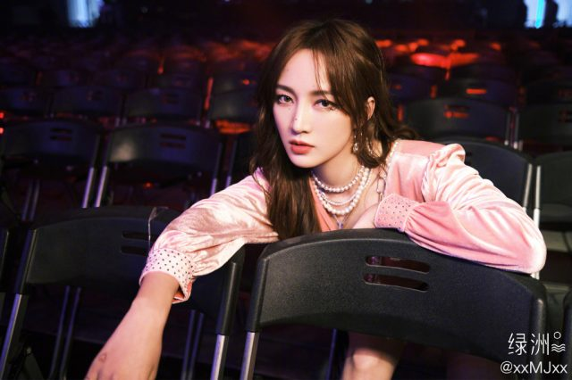 Wilber Pan and Wife Spotted at Meng Jia's Concert, She's a Big Fan of His