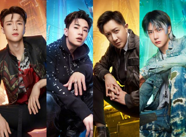 """Lay Zhang and Henry Lau Join """"Street Dance of China S4"""" Along with Wang Yibo and Han Geng"""
