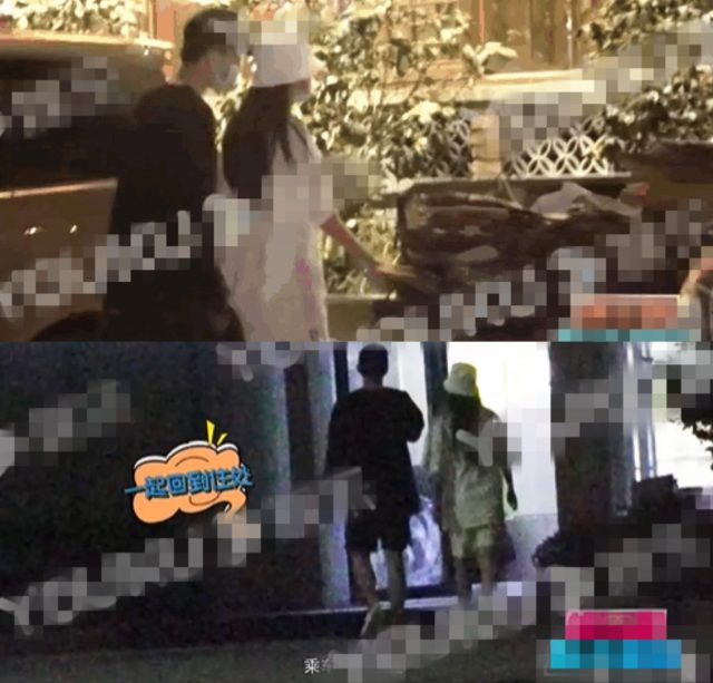 Wang Ziqi and Wang Churan Spark Dating Rumours After Being Spotted Together Once Again