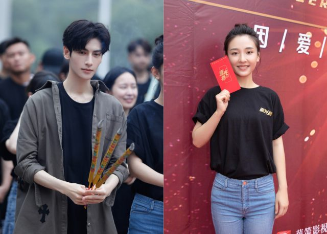 Light Chaser Rescue stars Luo Yunxi and Wu Qian