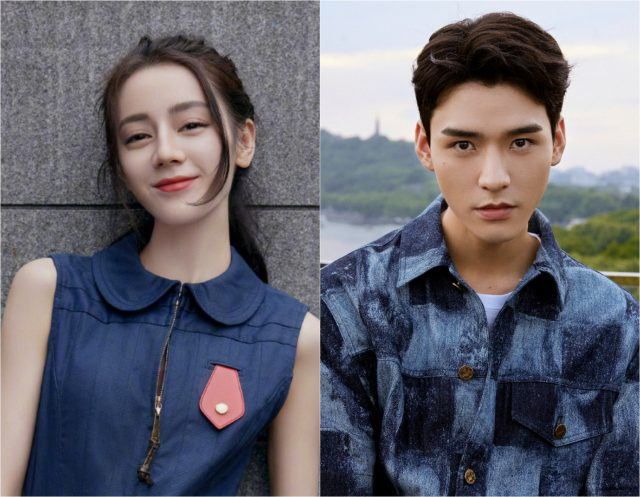 Legend of Anle Debuts a Dilraba Dilmurat and Simon Gong Jun Pairing in Their Very First Collab With Each Other