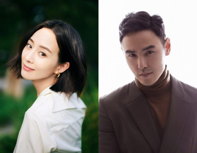 Janine Chang and good friend Ethan Ruan