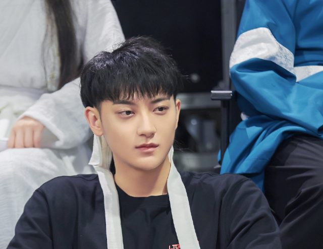 Huang Zitao Was Once an Extra in Joe Cheng's Drama
