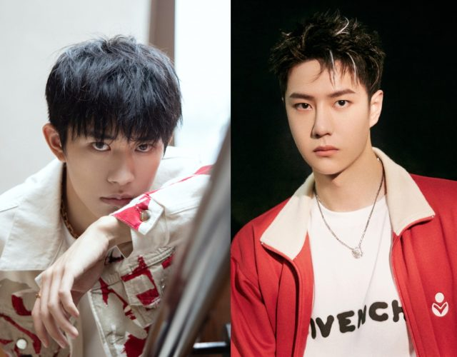 Jackson Yee Tops Forbes China's Celebrity List for 2021 with Wang Yibo in Second
