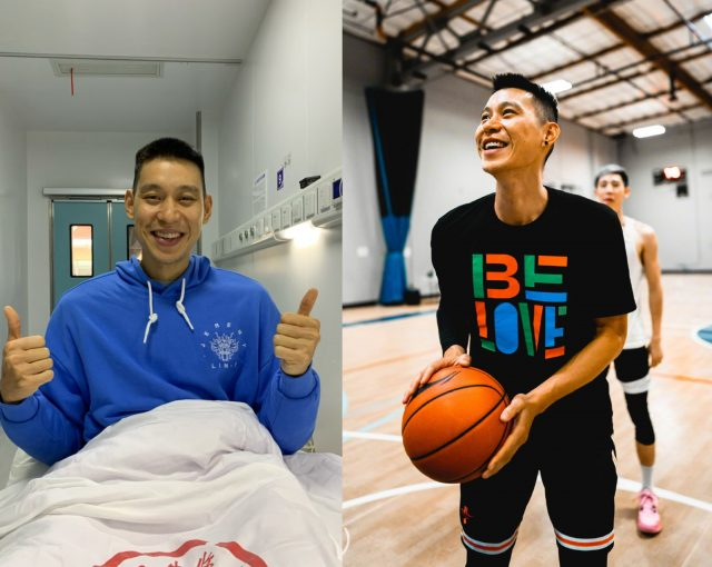 Jeremy Lin Who Tested Positive for COVID-19 Urges Everyone to Get Vaccinated