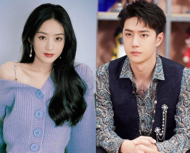 Zhao Liying Fan Clubs Temporarily Banned on Weibo Due to Fan Wars Over Rumors of a New Drama Reuniting Her with Wang Yibo, Her Studio Was Not Spared