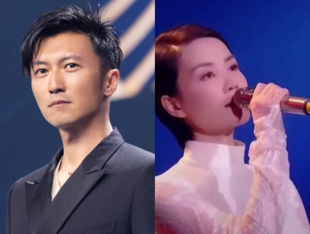 Nicholas Tse and Faye Wong Romance in the Spotlight, He Has No Plans to Get Married