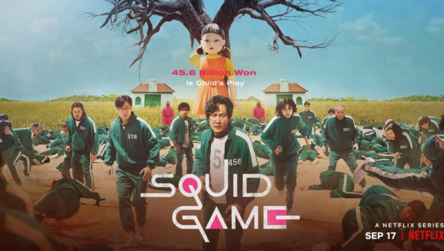 """""""Squid Game"""" Makes K-Drama History as it Ranks 2nd Among the Top TV Shows Worldwide on Netflix"""